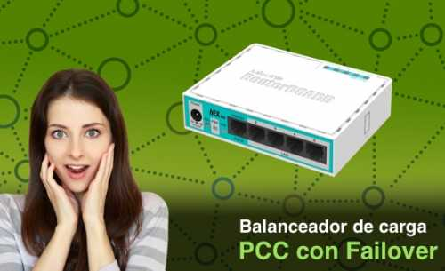Imágen para Balanceador de carga PCC con Failover