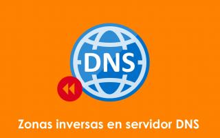 portada de Resolución inversa de DNS