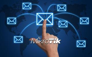 portada de Configuración de emisor de correos electrónicos