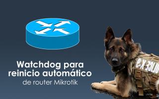 portada de Configuración de Watchdog para reinicio de RB bloqueado